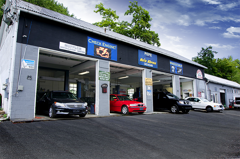 Pepes-auto-repair-shop-garage-exterior