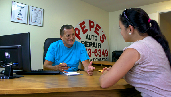 auto body shop pepe's auto repair middletown, ny