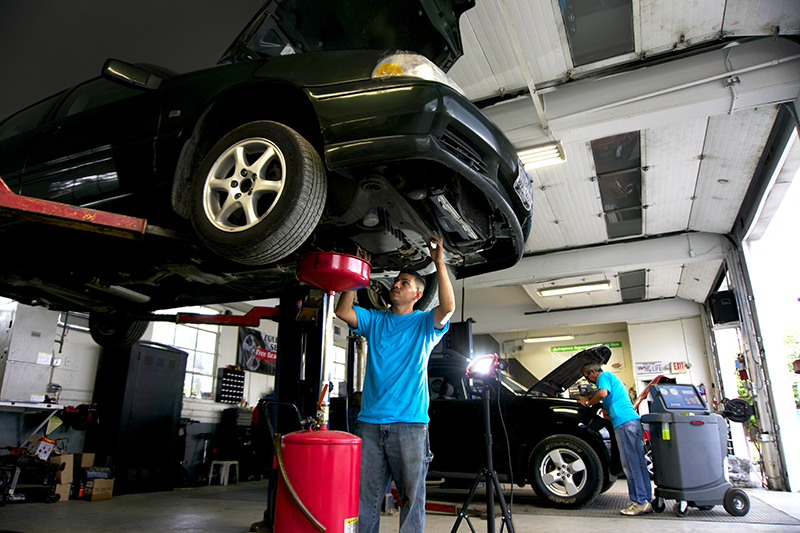 vehicle repair